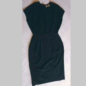 MM Lafleur the Masha Black Dress Size 4